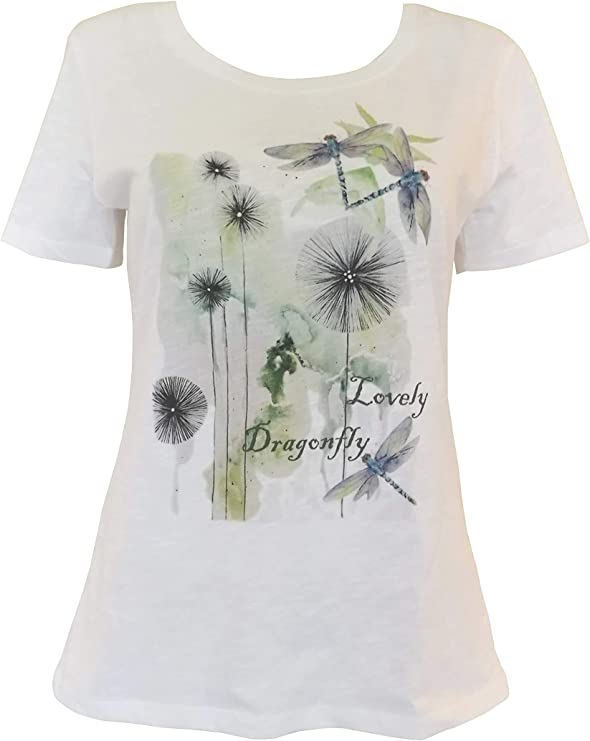 Alex(e)(e) - Camiseta de Mujer de algodón orgánico, 100% de Manga ...