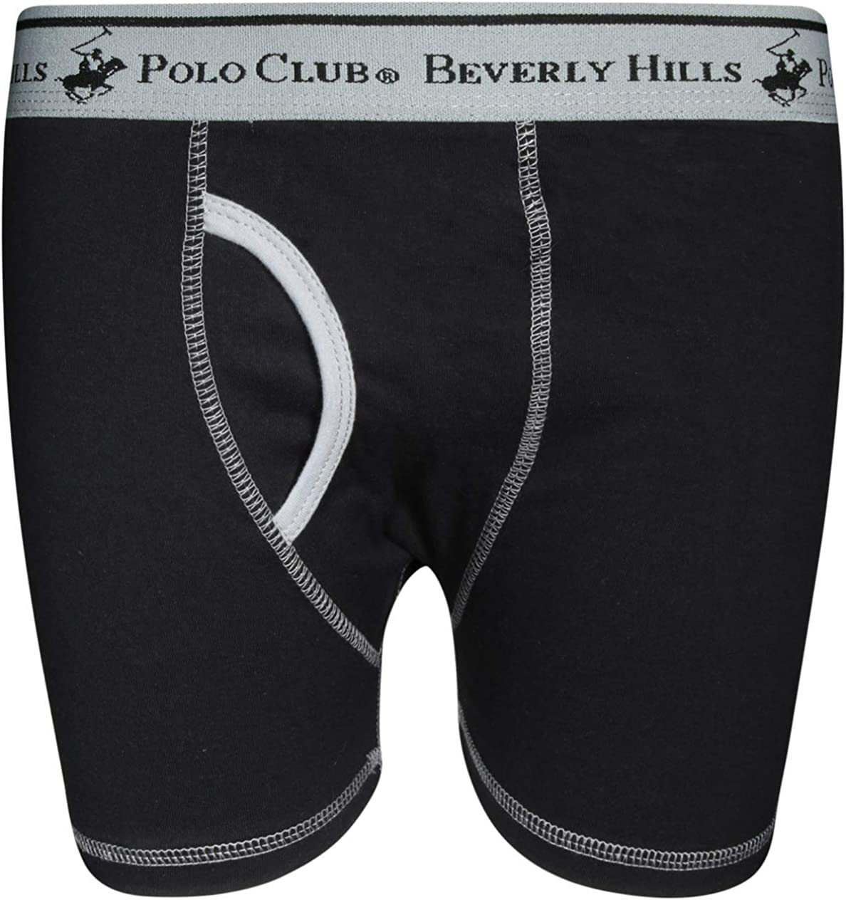 Pack of 10 Beverly Hills Polo Club Boys Boxer Briefs