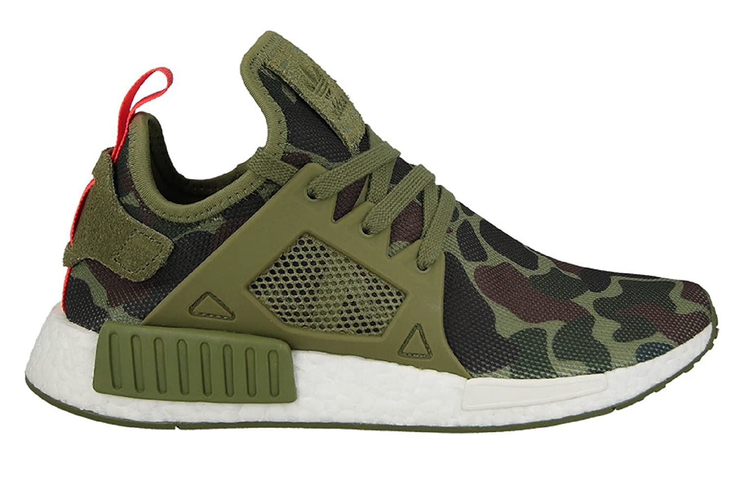 adidas camo running shoes