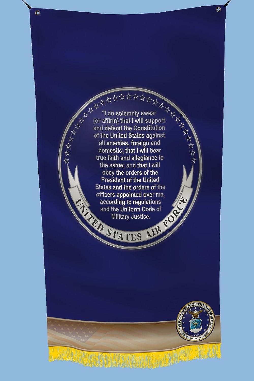 Amazon.com: Apedes Estados Unidos Air Force juramento de ...
