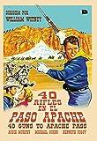 40 Rifles En El Paso Apache [DVD]