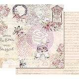 Prima Marketing 993474 Paper Crafts, 12 x 12, Multi-Color