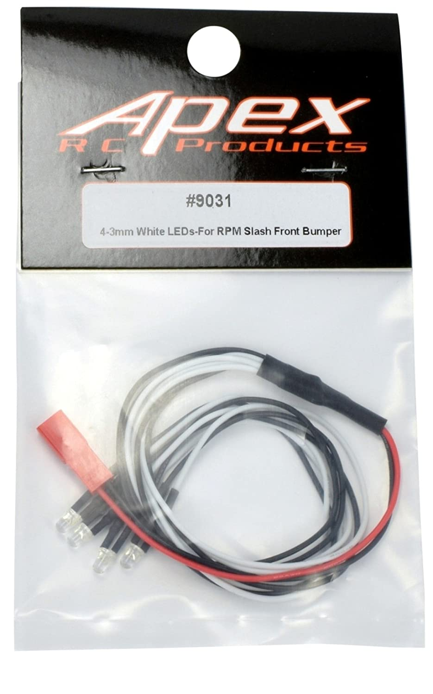 amazon com led light kit for rpm traxxas slash 2wd 4x4 front