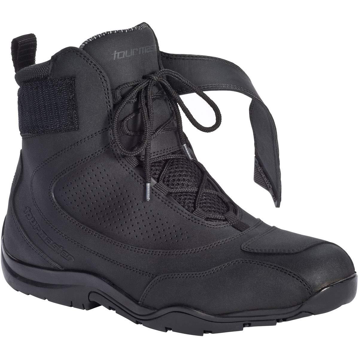 Tour Master Response 3.0 Boots Men's Street Motorcycle Boots - Matte Black / 12.5