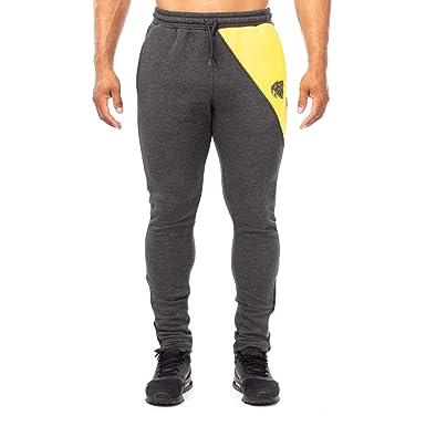 713112a6fe55b2 SMILODOX Herren Sporthose Slim Fit Jogginghose  Amazon.de  Bekleidung