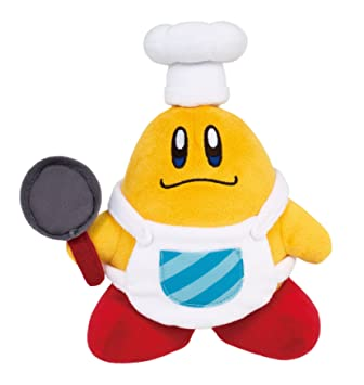 "Sanei Kirby Aventura Series All Star Collection 7,5 ""Chef Kawasaki Peluche"