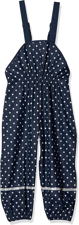 Playshoes Regenlatzhose Mit Punkten Pantalones Impermeable para Ni/ños