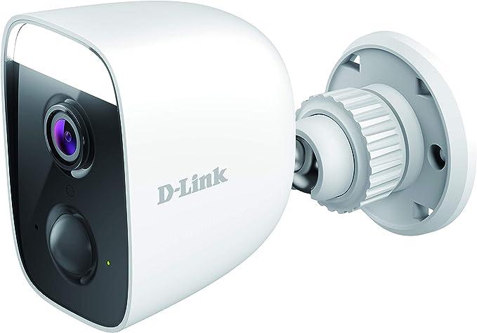 D Link Dcs 8627lh Full Hd Outdoor Wi Fi Spotlight Camera Photo