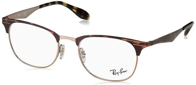 9549ed65872b5 Ray-Ban Unisex-Erwachsene Brillengestelle 0RX 6346 2971 52