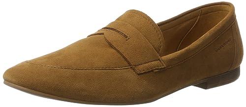 Vagabond Clara, Mocasines para Mujer, Marrón (Rust 49), 38 EU: Amazon.es: Zapatos y complementos