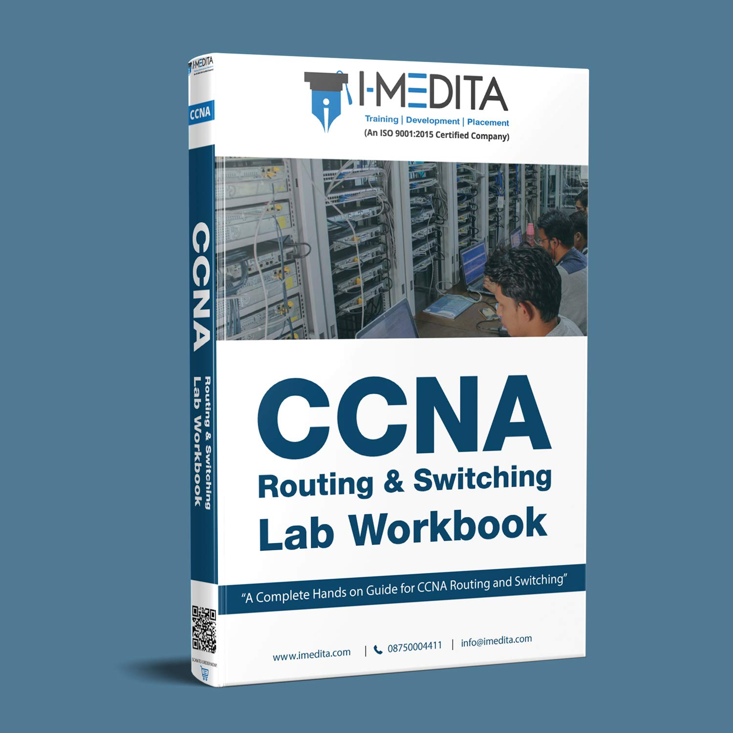 Buy CCNA Routing and Switching Lab Workbook (200-125) Book