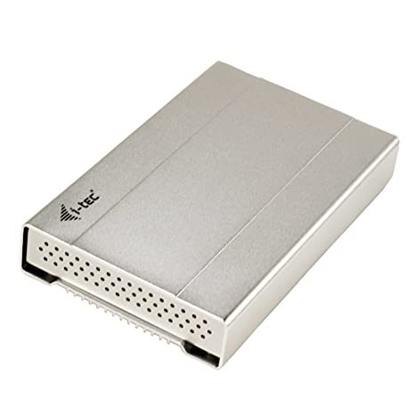 I-Tec Advance MySafe - Caja de Disco Duro Externo (SATA I/II/III ...