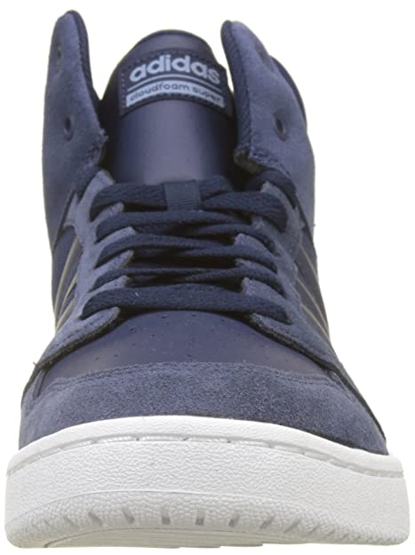 finest selection c7e37 64b3b adidas CF Super Hoops Mid, Sneaker a Collo Alto Uomo  Amazon.it  Scarpe e  borse