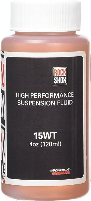 Rockshox 11.4315.021.040 - Líquido para suspensión (120 ml) : Amazon.es: Deportes y aire libre