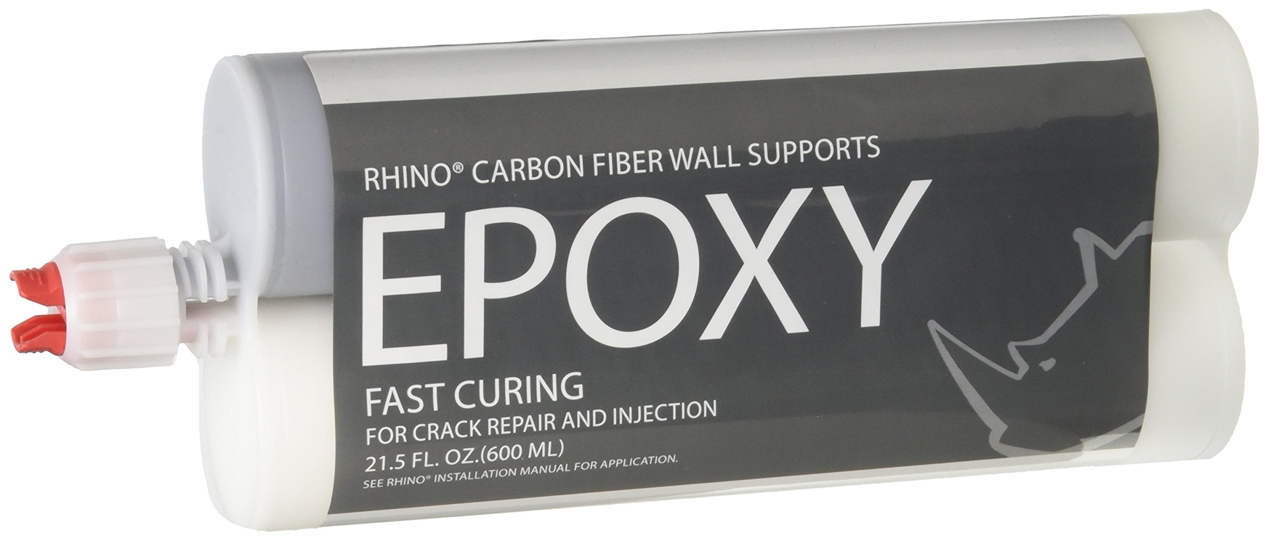 Adhesive Fast Curing Epoxy- for Crack Repair (6 Pack)