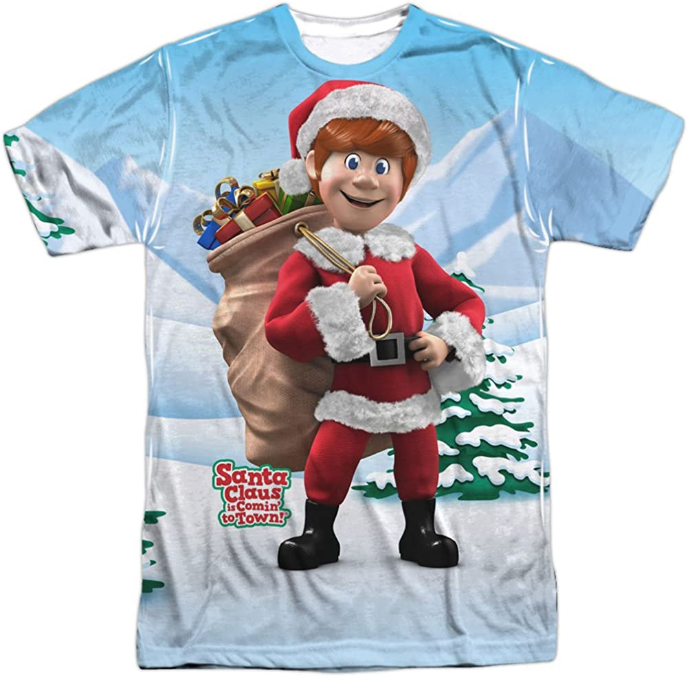 Santa supreme Claus Sales is Coming to Town design - Helpers T-shirt Men's