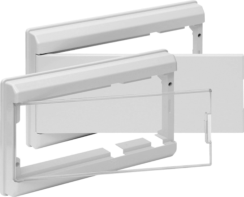 SOLERA 5223B Marco y Puerta para Caja de Distribución