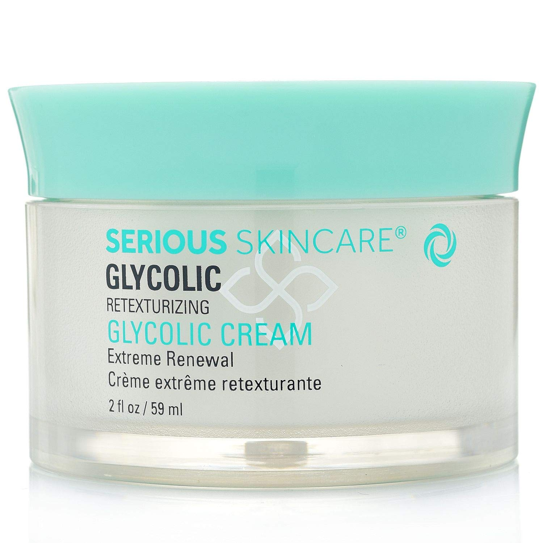 Serious Skincare Glycolic Cream Extreme Renewal 2 Fl.oz.