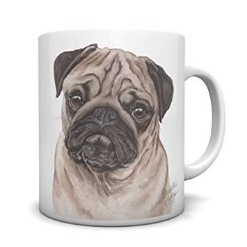 Waggy Dogz Americana Carlino Cucciolo Di Cane Prodotto In