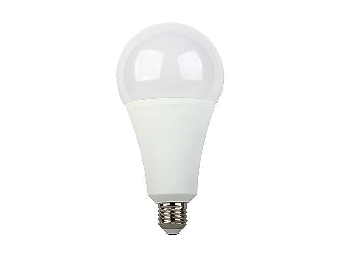 Bombilla LED E27 standard A95 25W luz calida (3000K) y 2100 Lm de intensidad
