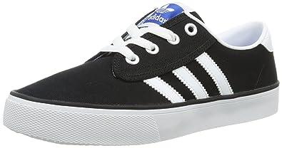 Adidas originali kiel, uomini, tecniche con lo skate shoes, nero