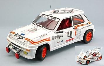 Universal Hobbies UH4543 Renault 5 Turbo N.40 TDC 1984 Thomasse-GORREGUES 1: