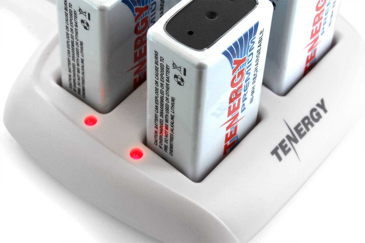 Tenergy Smart 9V 4 Bay Charger TN136 by Tenergy (Image #6)