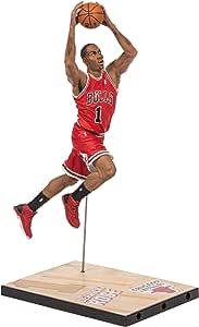 NBA Series 24 Derrick Rose Figura de Acción: Amazon.es: Juguetes y juegos