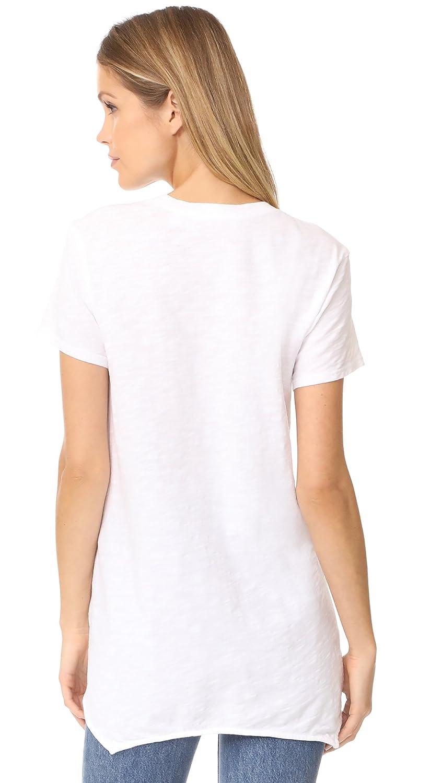 Wilt Womens Short Sleeve Vintage V Neck T