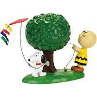 Department 56 Peanuts Good Grief Figurine Village Accessory, Multicolor