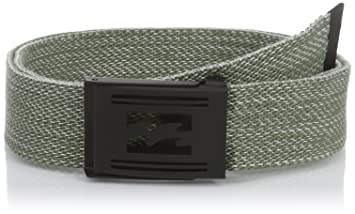 BILLABONG - Ceinture - Homme Vert Green (Surplus Heather)  Amazon.fr ... 7a959d48f9e