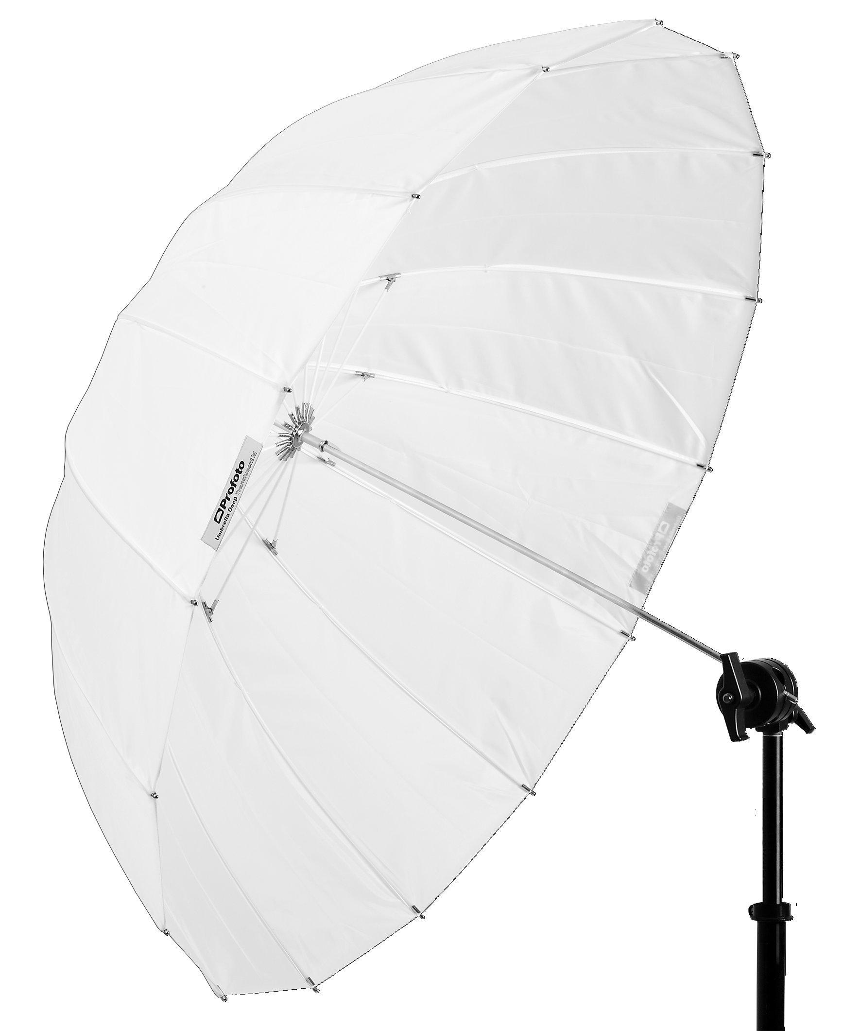 Profoto 41 In. Deep Medium Umbrella (Translucent)