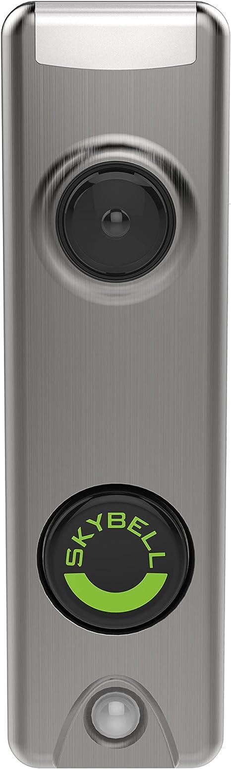 Skybell HD Argent WiFi vid/éo Sonnette