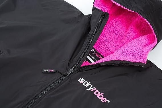 DRYROBE ADVANCE Short Sleeve Black /& Pink