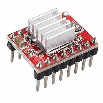 Una impresora 3D Reprap Stepstick Arduino4988 Módulo ...