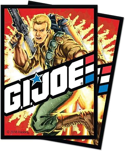 "Deck Box NEW! Ultra Pro G.I GI Joe /""Duke/"" PRO 100"