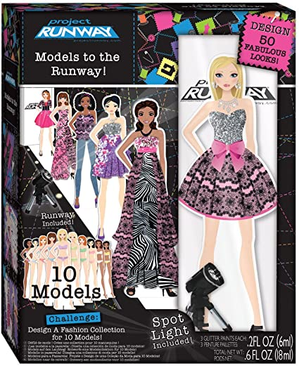 Amazon Com Project Runway Models To The Runway Toys Games