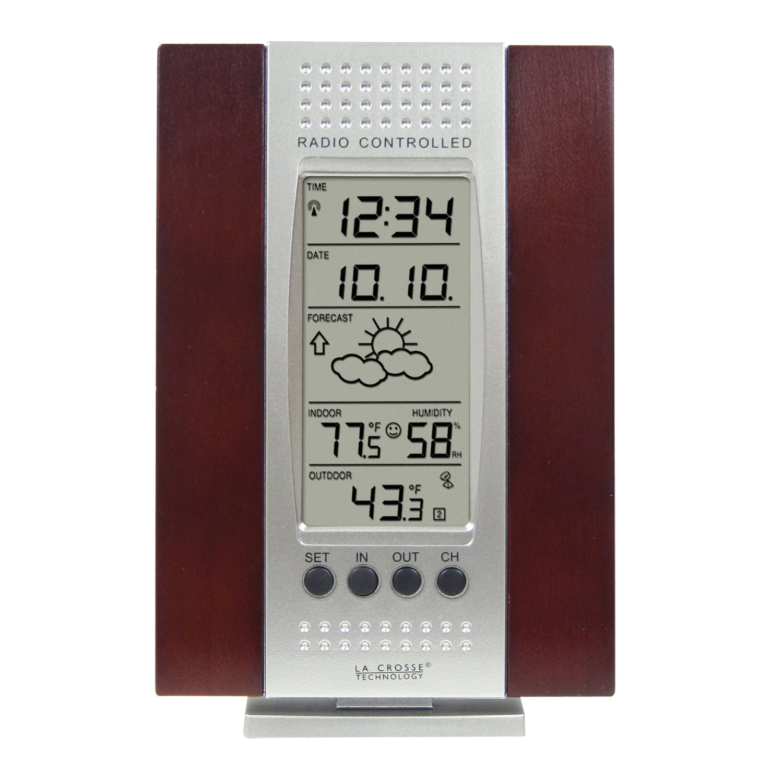 Amazon.com: La Crosse Technology WS-7014CH-IT Wireless Forecast Station:  Home & Kitchen