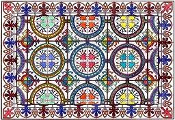 Dover Publications Decorative Tile Designs Coloring Book
