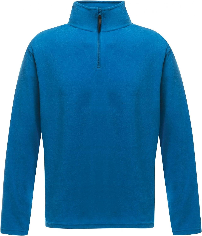 Regatta Micro-polaire /à col zipp/é bleu marine fonc/é taille XL