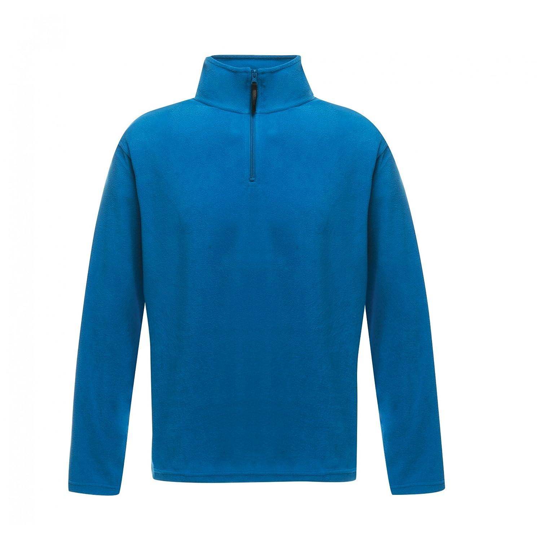 Regatta Mens Micro Zip Neck Fleece Top UTRG1580_33
