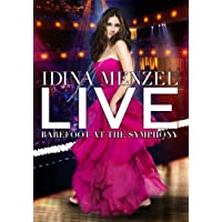 Idina Menzel - Live: Barefoot At The Symphony [Reino Unido] [DVD]