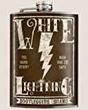 Trixie & Milo White Lightning Flask