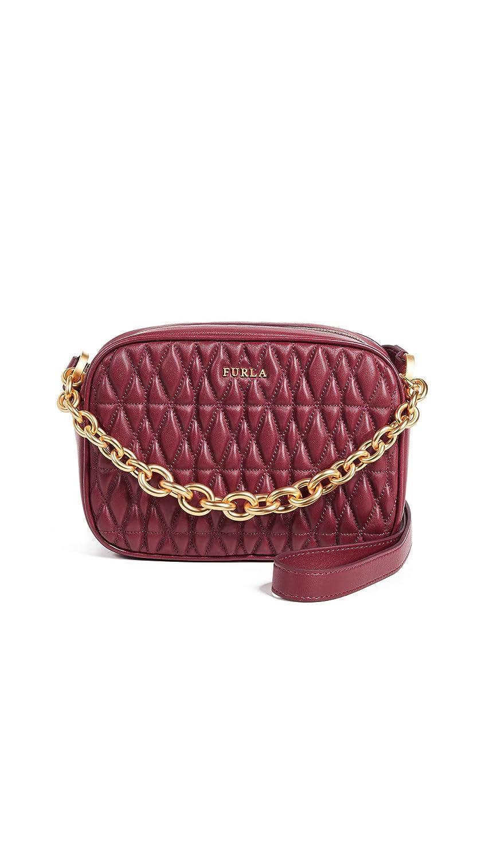 5d3db70be Amazon.com: Furla Women's Furla Cometa Mini Crossbody Bag, Ciliegia, Red,  One Size: Shoes