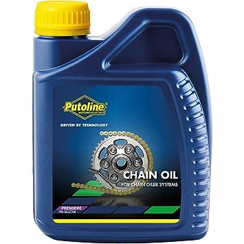 kettenöl Putoline 80 W90 Chain aceite 500 ml para cadena Lubricador sistemas: Amazon.es: Coche y moto