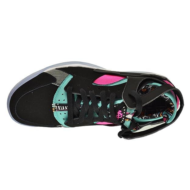 Amazon   NIKE Air Flight Huarache Homme Chaussures  Noir/Light Retro