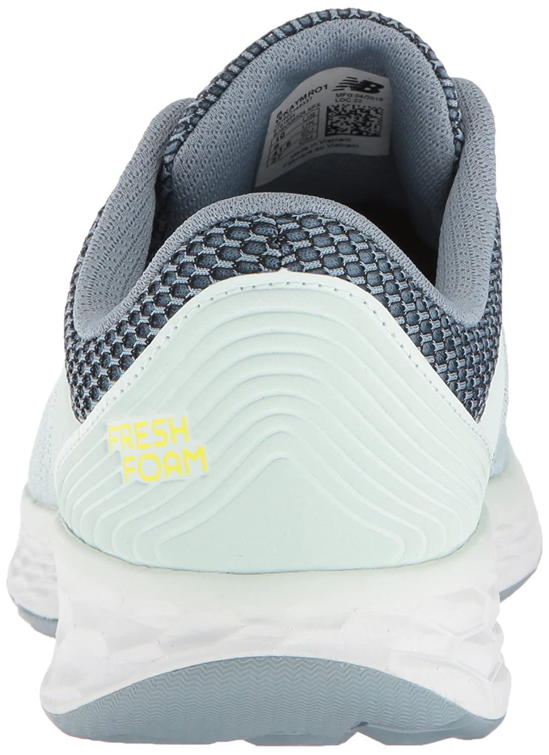 New Balance Women's Kaymin Trail v1 Fresh Foam Trail Running US|Ocean Shoe B075R7CFLC 5.5 B(M) US|Ocean Running Air 10230b