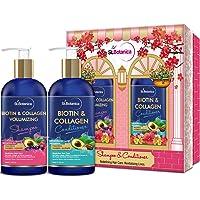 StBotanica Biotin & Collagen Volumizing Hair Shampoo + StBotanica Biotin & Collagen Hair Conditioner, 300ml