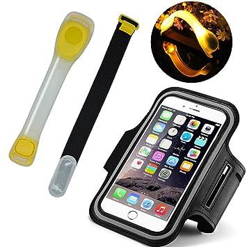 Running Gear Kit: moda LED cinta de correr con 5,5 pulgadas ...