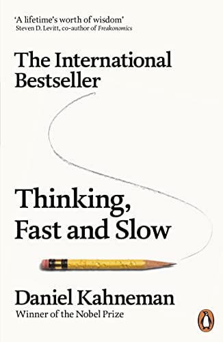 Thinking; Fast and Slow (Penguin Press Non-Fiction)